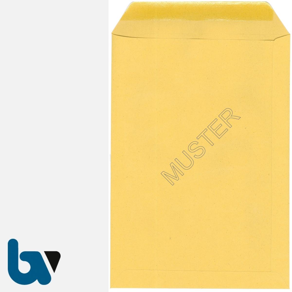 0/101-4.2 Förmliche Zustellung - Innerer Umschlag, DIN C4, mit Fenster, nassklebend, Rückseite | Borgard Verlag GmbH
