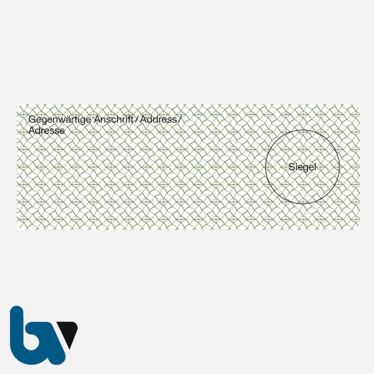 0/519-15 Adressaufkleber Anschriftenänderung | Borgard Verlag GmbH