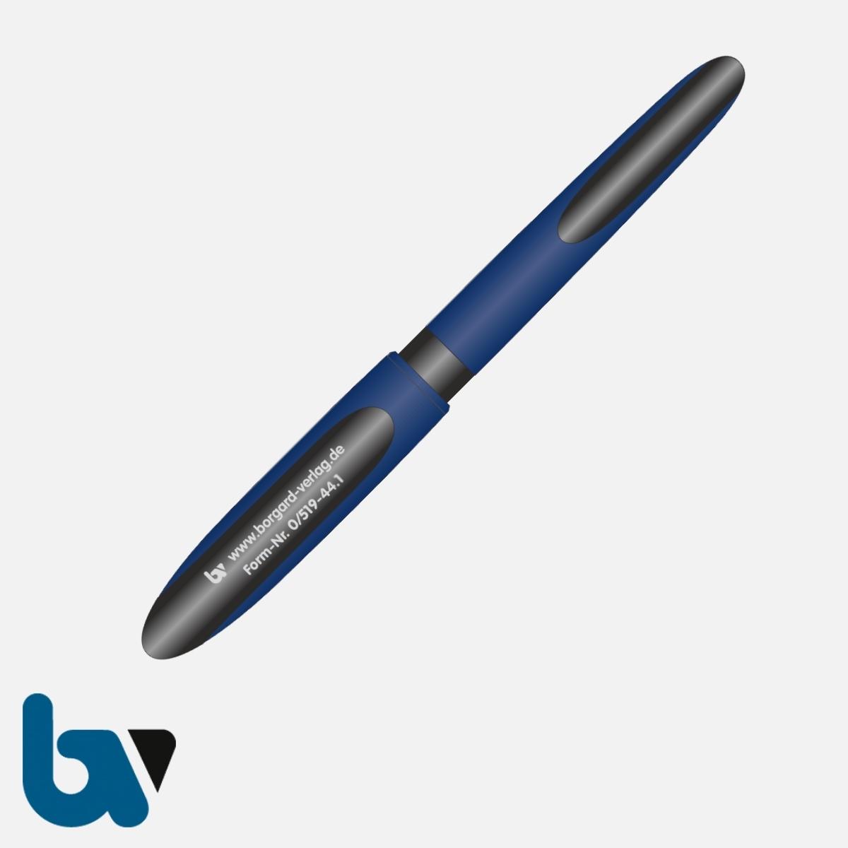 0/519-44.1 Tintenroller One Business blau dokumentenecht 1 | Borgard Verlag GmbH
