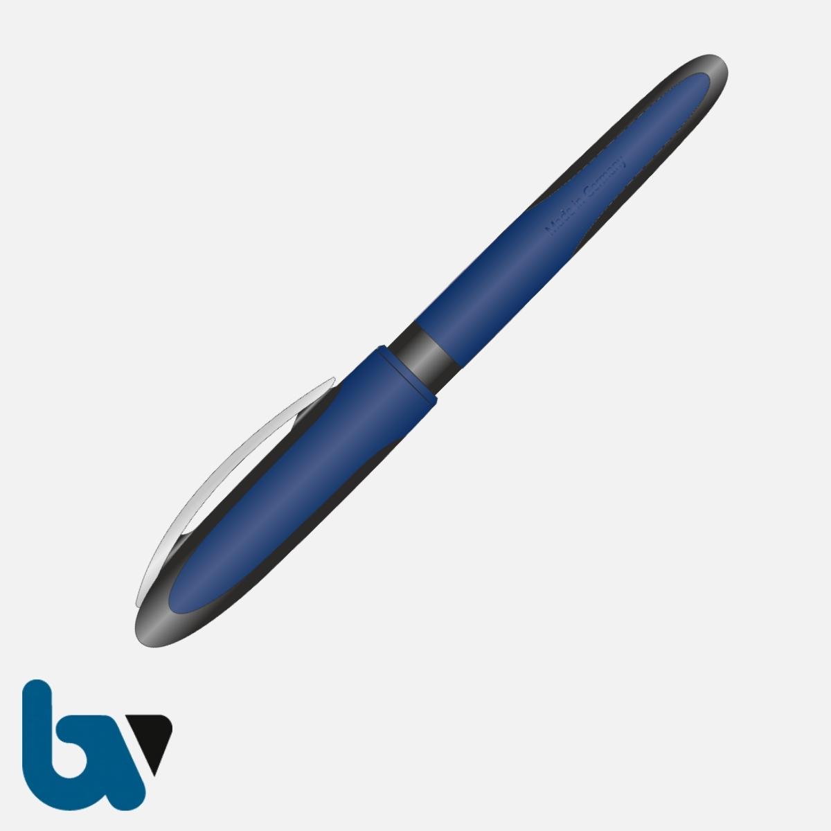 0/519-44 Tintenroller One Business schwarz dokumentenecht 2 | Borgard Verlag GmbH