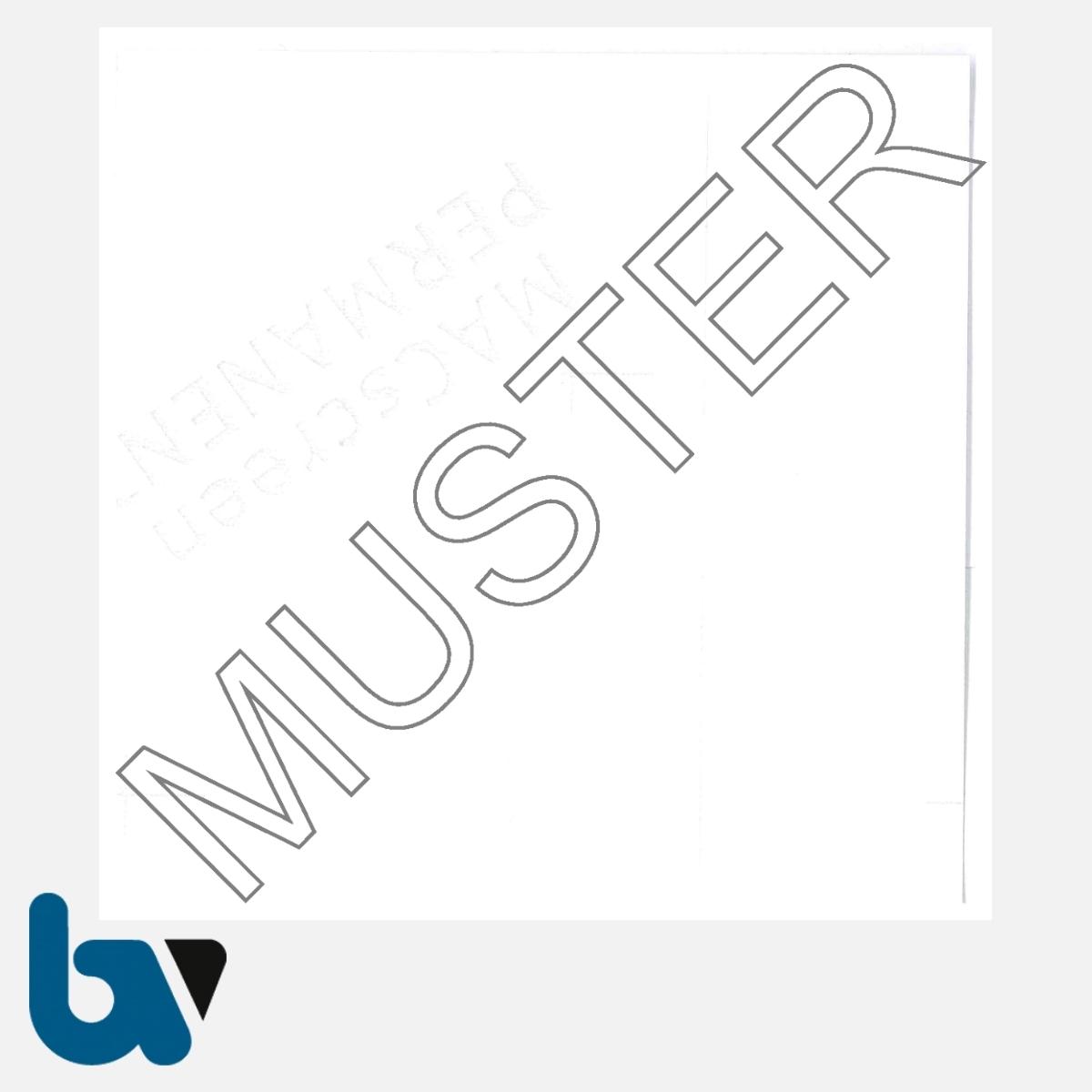 0/685-21.1 Außen-Aufkleber mit Rollstuhlfahrer-Symbol selbstklebend geschlitzt RS | Borgard Verlag GmbH