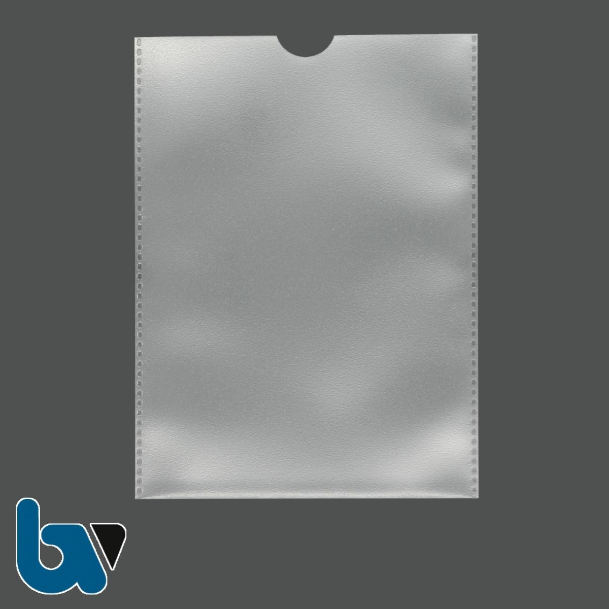 0/881 Schutzhülle Sichthülle Dokument Ausweis DIN A6 Bild 1 | Borgard Verlag GmbH