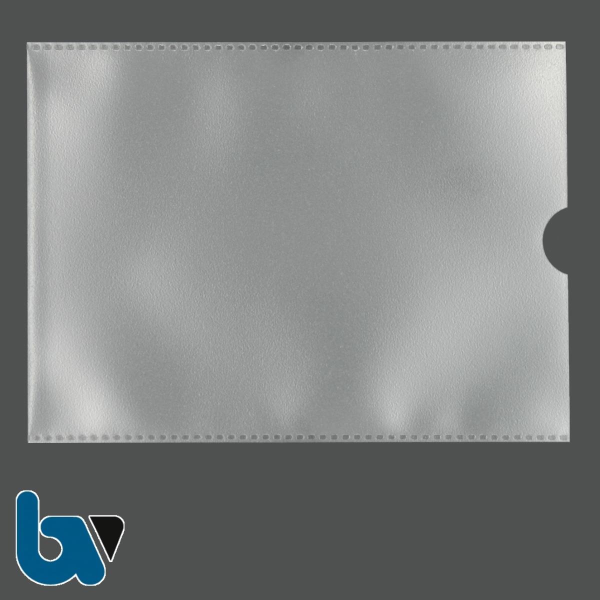 0/881 Schutzhülle Sichthülle Dokument Ausweis DIN A6 Bild 2 | Borgard Verlag GmbH