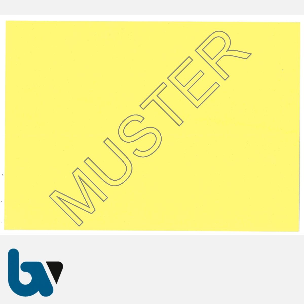 13/456-3 Jugendfischereischein Thüringen gelb Neobond Muster RS   Borgard Verlag GmbH
