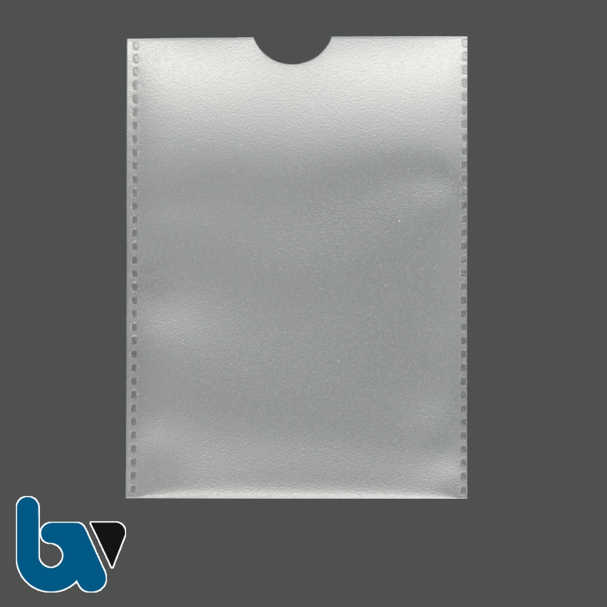 4786 Schutzhülle Sichthülle Dokument Ausweis DIN A7 Bild 1 | Borgard Verlag GmbH