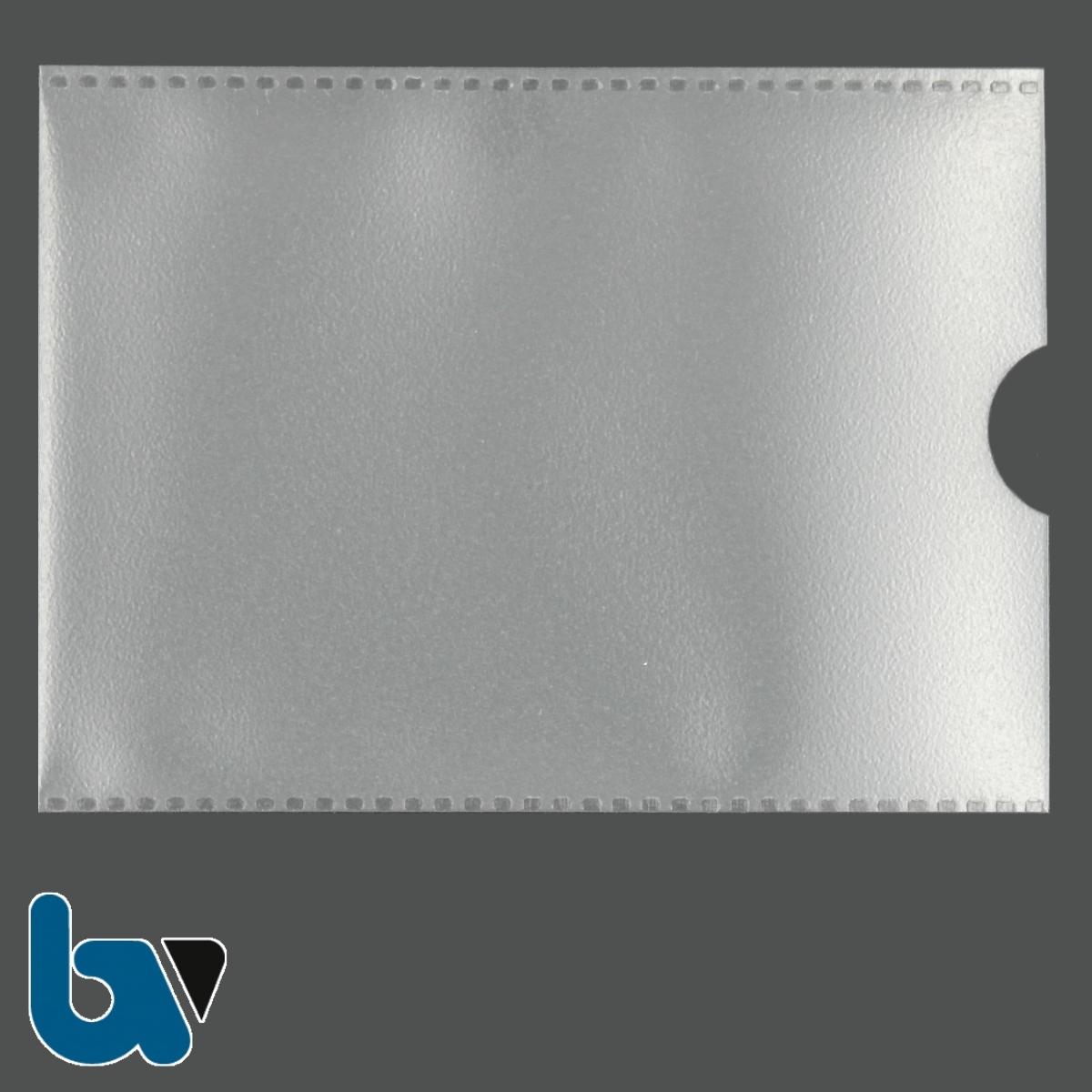 4786 Schutzhülle Sichthülle Dokument Ausweis DIN A7 Bild 2 | Borgard Verlag GmbH