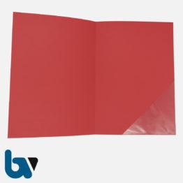 0/134-11 Urkundenhülle rot DIN A4 Dokumente Feuerwehr Goldprägung Einstecktasche Einlege 2 | Borgard Verlag GmbH