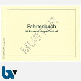 0/137-3 Fahrtenbuch Personenwagen Kraftrad Fahrzeug Lohnsteuer Richtlinie StVO EStG Einkommensteuer Verwaltung Behörde DIN A5 Seite 1   Borgard Verlag GmbH