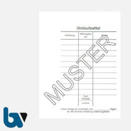 0/160-7.2 Ohne Anschreiben Umlaufzettel Haftnotiz Post it 10 Kästchen selbstklebend DIN A7 RS | Borgard Verlag GmbH