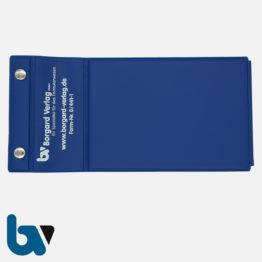 0/441-1 Schutzmappe Verwarnung Empfangsbescheinigung Datenermittlung Kunststoff Druckknopf Lochung Trennblatt 1 | Borgard Verlag GmbH