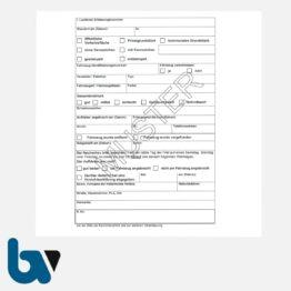0/442-25 Fahrzeugaufkleber Aufforderung Entfernung Fahrzeug selbstklebend Straßenverkehrsordnung StVO Kreislaufwirtschaft KrWG Aufnahmeprotokoll rund 180 210 RS| Borgard Verlag GmbH