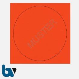 0/442-25 Fahrzeugaufkleber Aufforderung Entfernung Fahrzeug selbstklebend Straßenverkehrsordnung StVO Kreislaufwirtschaft KrWG Aufnahmeprotokoll rund 180 210 VS| Borgard Verlag GmbH