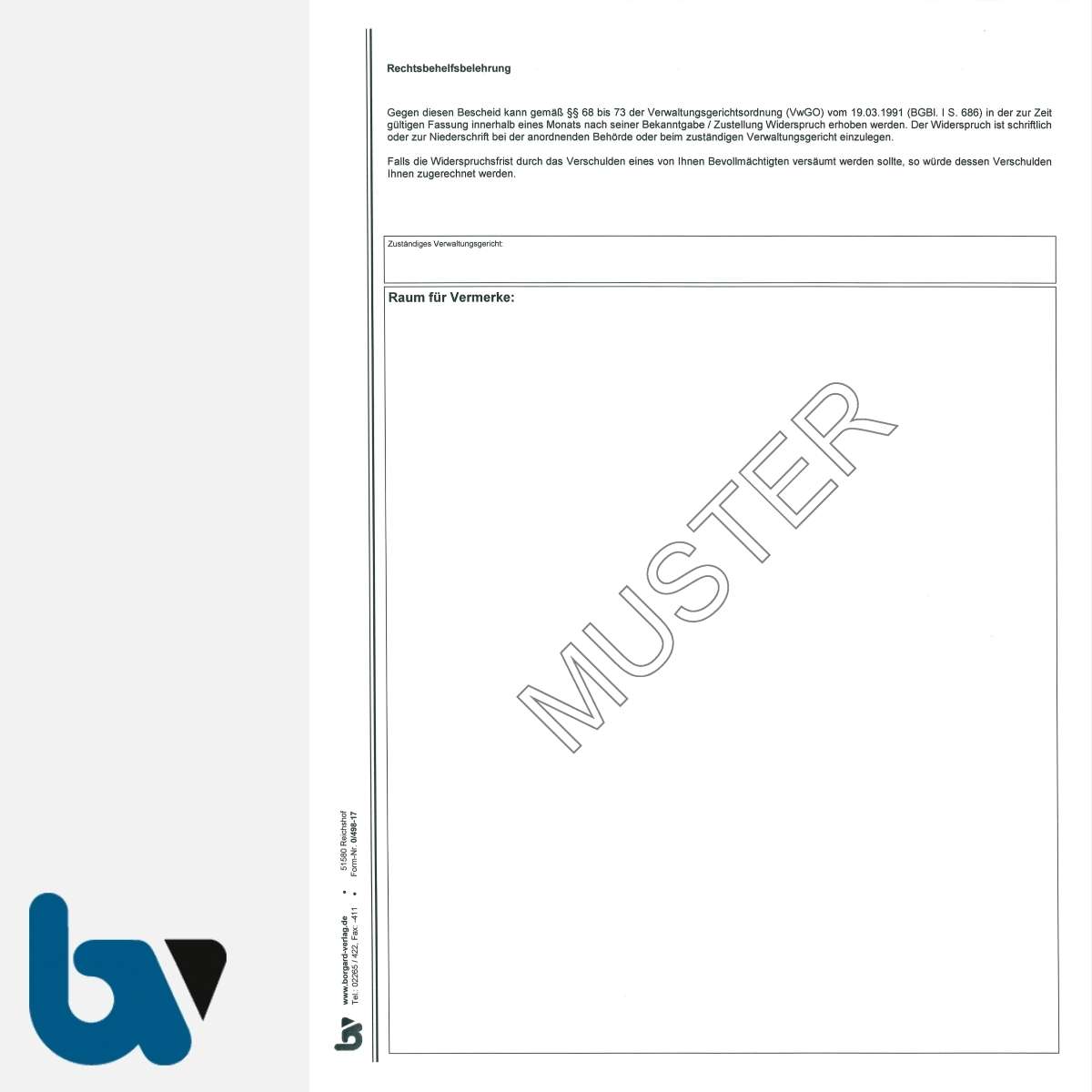 0/498-17 Ausnahmegenehmigung 45 46 Straßenverkehrsordnung StVO Befahren öffentliche Straßen Beschränkung Verbot selbstdurchschreibend DIN A4 2-fach RS | Borgard Verlag GmbH
