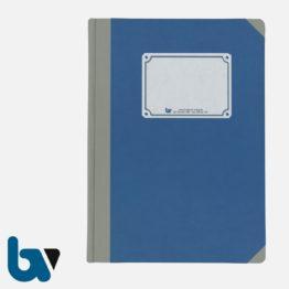 0/751-1 Streubuch Winterdienst Einsatz gebunden Leinen DIN A4 Außen 1 | Borgard Verlag GmbH