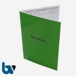 0/751-2 Streubuch Winterdienst Einsatz 12 17 Wetterfest VS | Borgard Verlag GmbH