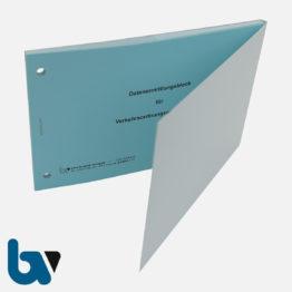 3/440-6 Datenermittlungsblock Verkehrsordnungswidrigkeiten Belehrung Auszug Tatbestandskatalog selbstdurchschreibend DIN A6 2-fach VS | Borgard Verlag GmbH