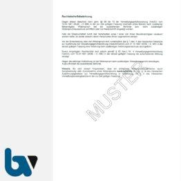 3/442-3 Aufforderung Verfügung Entfernung Fahrzeug Fahrzeugwrack Kreislaufwirtschaftsgesetz KrWG HAKrWG Hessen selbstdurchschreibend DIN A4 3-fach RS | Borgard Verlag GmbH