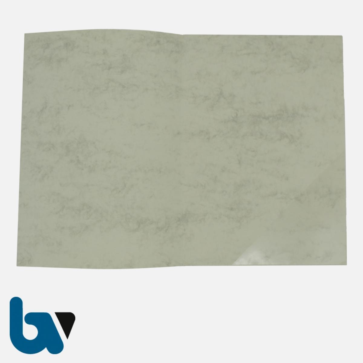 0/134-13 Urkundenhülle Creme Dokumente marmoriert Karton Aufdruck Überformat Einstecktasche Einlege DIN A4 Inhalt 1 | Borgard Verlag GmbH