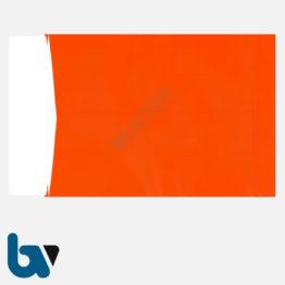 0/747-3 Angebotsumschlag Ausschreibung rot Haftklebung haftklebend Sicherheitsverschluss Faltentasche DIN B4 Rückseite | Borgard Verlag GmbH
