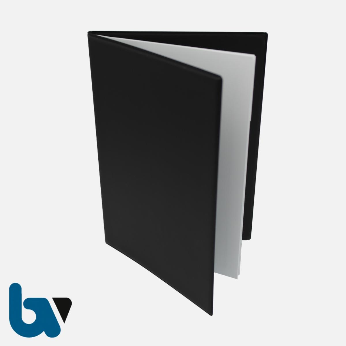 0/168-4.5 Grabstätten Urkunden Bücher ohne Kreuz Einlage PVC Hülle Klemmschiene DIN A5 Außen | Borgard Verlag GmbH
