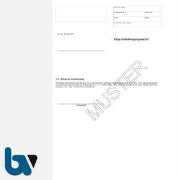 2/448-1.5 Sofortige Unterbringung Krankenhaus Paragraph 15 PsychKG RLP 4-fach selbstdurchschreibend DIN A4_seite 2 | Borgard Verlag GmbH