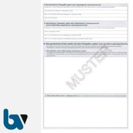 3/185-8 Sterbefallsanzeige Sterbefallanzeige Ortsgericht Hessen Muster amtlich mit Durchschrift Kopie DIN A4 Seite 2 | Borgard Verlag GmbH
