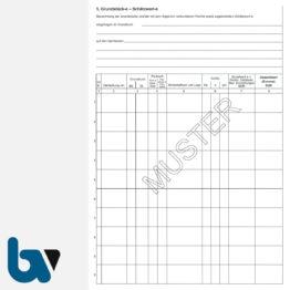 3/186-6a Schätzungsurkunde Ortsgericht Hessen Grundstück Gebäude Solo DIN A4 Seite 2 | Borgard Verlag GmbH