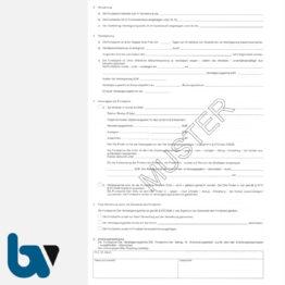 0/526-8 Fundanzeige Fundsache Erklärung Finder mit Fundanhänger 4-fach selbstdurchschreibend DIN A4 Seite 2 | Borgard Verlag GmbH