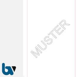 0/168-5us Sicherheitspapier Standesamt Personenstand Urkunde Kopierschutz Scanschutz Dokument Security ungelocht rot Schmuckrand Stammbuch DIN A4 | Borgard Verlag GmbH
