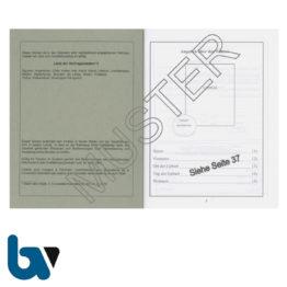 411 International Führerschein Abkommen 1926 §25b Anlage 8c FeV Fahrerlaubnis Verordnung Neobond grau Seite 2 | Borgard Verlag GmbH