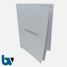 0/841-2 Kassenbuch Heft Doppik Doppisch 100 Seiten geheftet Außen   Borgard Verlag GmbH