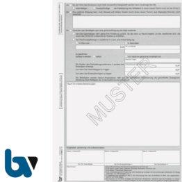 0/485-3.1 Niederschrift Ermittlung Wildschaden Jagdschaden 4-fach selbstdurchschreibend DIN A4 Seite 2 | Borgard Verlag GmbH