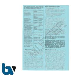 0/438-5 Merkblatt Gaststätte Gewerbe Gaststättengesetz Gewerbeordnung Jugendschutz Infektionsschutz Karton Heft DIN A5 Seite 2 | Borgard Verlag GmbH